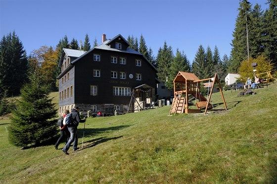 Horská chata Těšínské Beskydy