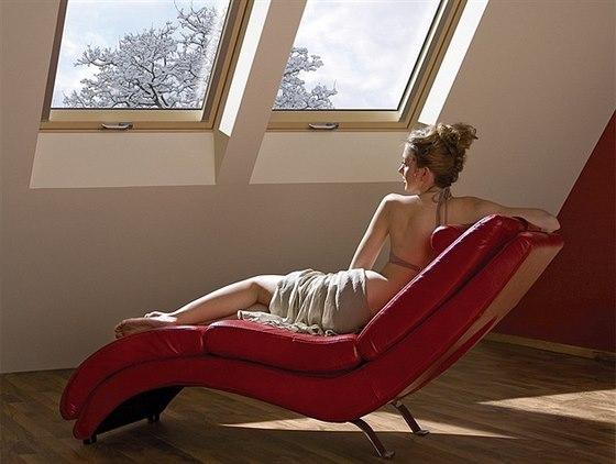 St�e�n� okna � komfortn� a energeticky �sporn� bydlen� v podkrov�