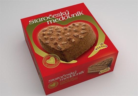 Staro�esk� medovn�k � origin�ln� dezert podle p�vodn� receptury