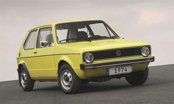 Volkswagen Golf první generace