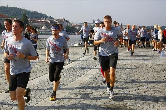 Loni vysekl i We Run Prague.