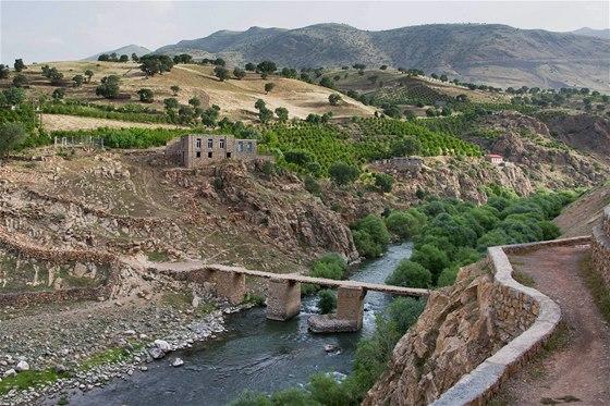 Jarn� krajina Kurdist�nu