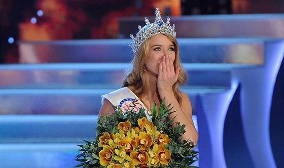 Česká Miss 2014 Gabriela Franková (29. března 2014)