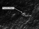 Satelitn� sn�mky objekt�, kter� by mohly b�t troskami zmizel�ho letu MH370 (20....
