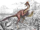 """Paleontologové nový druh dinosaura pojmenovali """"kuře z pekla"""" (20. března 2014)"""