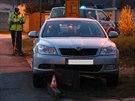 """Policisté honili řidiče ve stříbrnoé octavii. S dopadením jim """"pomohla""""..."""