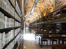Vatikánská apoštolská knihovna na snímku z roku 2010