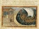 Kodex ze starověkého Říma,  který uchovává vatikánská knihovna