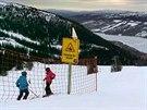 Švédské lyžařské středisko Are