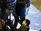 Protesty proti úsporným opatřením ve Španělsku