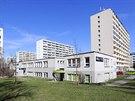 ČSSD platí v domě ve Hvězdově ulici (na snímku) 651 korun za 123 metrů...