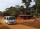 Vyvrcholen�m ochran��sk�ch snah pra�sk� zoo ve st�edn� Africe je projekt...