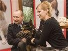 V kategorii Záchranný čin služebních a záchranářských psů byl oceněn služební...