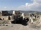 Krak des Chevaliers patří mezi nejzachovalejší křižácké hrady v Sýrii. Od roku