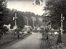 Choceňská výstava v roce 1914