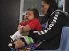 Santiago Mendoza má kvůli obezitě zdravotní problémy.