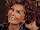 Sophia Lorenová (28. března 2014)