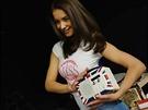 backstage fotky: Česká Miss pro Technet.cz 2014