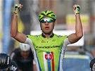 Peter Sagan v�t�z� v cyklistick� klasice E3 Harelbeke.