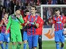 Plzeňští fotbalisté se loučí s Evropskou ligou.