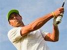 Golfista Roman Šebrle.