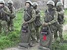 Napjatá situace v krymském Belbeku