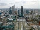 Lond�n byl doned�vna z architektonick�ho hlediska pom�rn� konzervativn�m m�stem