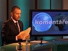 Martin Veselovský naposledy moderuje Události komentáře (21. března 2014)