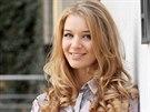 Finalistka sout�e �esk� Miss 2014 Gabriela Frankov�