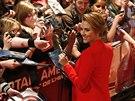 Těhotná Scarlett Johanssonová se nechce vzdát kariéry.