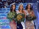 Česká Miss Earth 2014  Nikola Buranská, Česká Miss 2014 Gabriela Franková a...