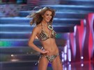 �esk� Miss 2014 Gabriela Frankov� p�i promen�d� v plavk�ch (29. b�ezna 2014)