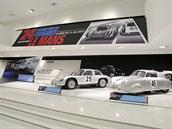 Porsche, v�stava, z�vody v Le Mans