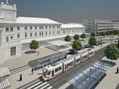 Architektonické studioRAW připravilo pro město projekt úprav prostor před...