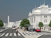 Architektonické studio RAW připravilo pro město projekt úprav prostor před...