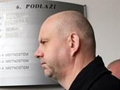 Obviněný podnikatel Martin Dědic na Okresním soudu v Ostravě, který rozhodl o...