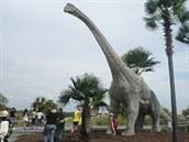 DinoPark v Ostravě