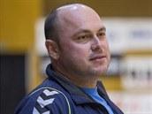 Peter Sabadka, trenér zlínských házenká�ek