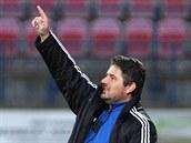 Zdeněk Psotka diriguje fotbalovou Olomouc