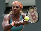 Americká tenistka Serena Williamsová obhájila titul na turnaji v Miami, když...