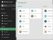 Pořádek v rodinných financích vám pomůže zavést aplikace Money Lover Plus.
