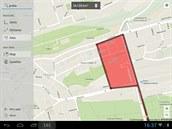 Maps Measure vám změří vzdálenost i plochu na mapách od Googlu.