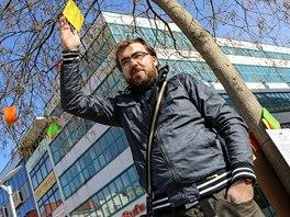 Roman Drobiš z Ostravy překonal únorový rekord brněnských básníků. Na jediném