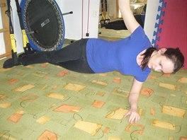 Boční plank