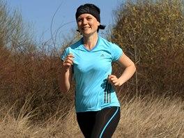Běžet přirozeně a žít přirozeně, to je cíl Anny Kadové.