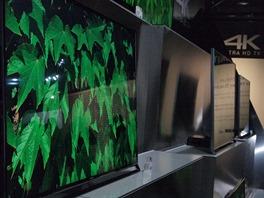 Nejvyšší řady televizorů s UHD (4K) rozlišením AX800 a AX900.