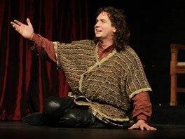 Jan Potměšil - Claudius a Gertruda - Jan Potměšil v divadelní hře Claudius a