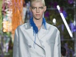 Velikost XXL: Christian Dior