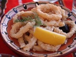Jedním z pilířů bulharské kuchyně jsou ryby a plody moře, od mušlí až po