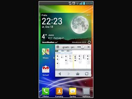 Displej LG Optimus F6